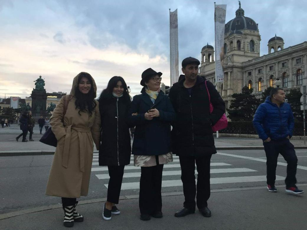 tour in vienna